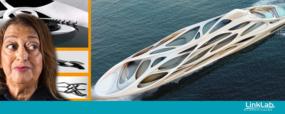Zaha Hadid: Inovação, criatividade e inspiração!